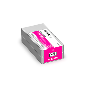 Epson 831 Ink Magenta Cartridge C13S020565 GJIC5(M)