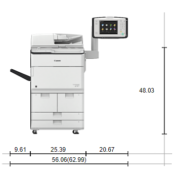 CANON ADVANCE 8595i ImageRUNNER [0192C002AA]